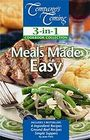 Meals Made Easy (Company's Coming: 3-in-1 Cookbook Collection)