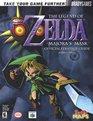 Legend of Zelda Majora's Mask Official Strategy Guide