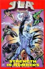 Justice League of America Strength in Numbers