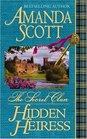 Hidden Heiress (Secret Clan, Bk 2)