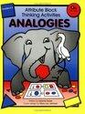 Attribute Block Thinking Activities - Analogies