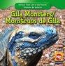 Gila Monsters/ Monstruos De Gila