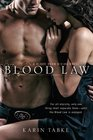 Blood Law (Blood Moon Rising, Bk 1)