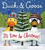 Duck  Goose It's Time for Christmas