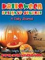 Halloween Delights Journal A Daily Journal