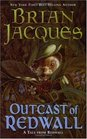 Outcast of Redwall (Redwall, Bk 8)