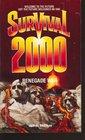 Renegade War  (Survival 2000, No 2)