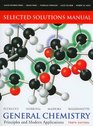 Selected Solutions Manual -- General Chemistry Principles and Modern Applications