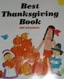 Best Thanksgiving Book