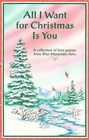 All I Want for Christmas Is You: A Collection of Love Poems from Blue Mountain Arts
