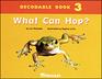 Dcdbl Bk: What Can Hop? Grk Trophies