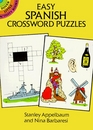 Easy Spanish Crossword Puzzles (Dover Little Activity Books)