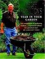 Geoff Hamilton's Year in Your Garden A Month-by-month Celebration of a Gardening Genius