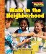 Math in the Neighborhood