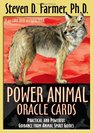 Power Animal Oracle Cards : Practical and Powerful Guidance from Animal Spirit Guides
