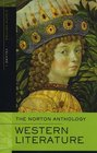The Norton Anthology of Western Literature, Eighth Edition, Volume 1