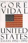 The United States : Essays 1952-1992