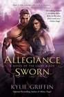 Allegiance Sworn (Light Blade, Bk 3)