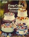 Easy Cake Decorating Cookbook