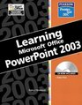 Learning Series   Microsoft  Office PowerPoint 2003