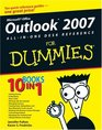 Outlook 2007 AllinOne Desk Reference For Dummies