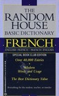Random House Basic Dictionary French