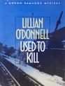 Used to Kill