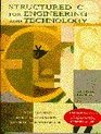 Structured C for Engineering and Technology/Book and Diskette