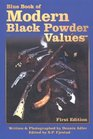 The Blue Book of Modern Black Powder Values