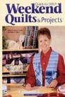 Quick-to-Stitch Weekend Quilts  Projects