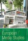 European Media Studies