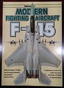 F-15 Eagle Modern Fighting Aircraft