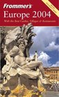Frommer's Europe 2004