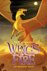 Wings of Fire Book Five The Brightest Night