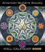 American Quilter's Society 2008 Calendar