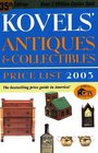 Kovels' Antiques  Collectibles Price List 2003 35th Edition