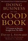 Doing Business by the Good Book  52 Lessons on Success Straight from the Bible