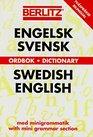 Berlitz SwedishEnglish Dictionary