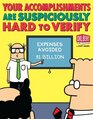 Your Accomplishments Are Suspiciously Hard to Verify A Dilbert Book