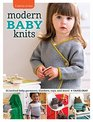 Modern Baby Knits 23 Knitted Baby Garments Blankets Toys and More