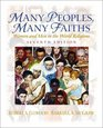Many Peoples, Many Faiths: Women and Men in the World Religions (7th Edition)