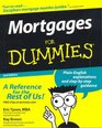 Mortgages For Dummies 2nd Edition