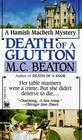 Death of a Glutton (Hamish MacBeth, Bk 8)