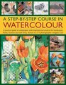 A Step-By-Step Course In Watercolour A Practical Guide To Techniques With Inspirational Projects For Landscapes Fruits Flowers And Still Lives Shown In 175 Photographs