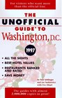 The Unofficial Guide to Washington DC 1997