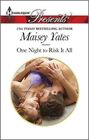 One Night to Risk It All (Harlequin Presents, No 3236)