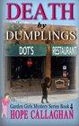Death By Dumplings (The Garden Girls) (Volume 4)