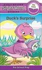 Sight Word Stories Duck's Surprise
