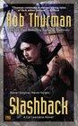 Slashback (Cal Leandros, Bk 8)