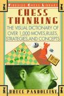 Chess Thinking : The Visual Dictionary of Chess Moves, Rules, Strategies and Concepts (Fireside Chess Library)